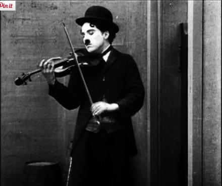Charlie Chaplin: Amikor el kezdtem szeretni önmagam