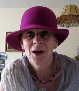 lila kalapban