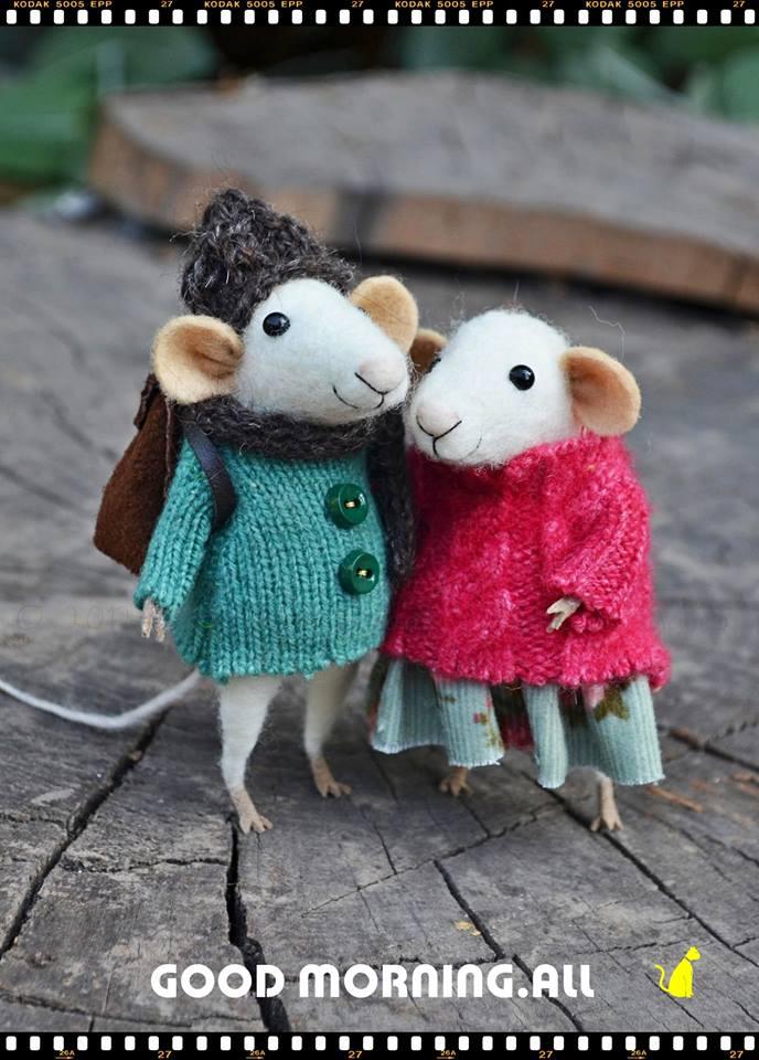 Simonék félrebeszélnek (1.) Cincognak az egerek