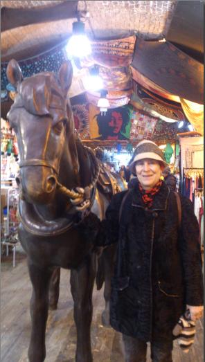 Londoni tévelygések (51.) Camden Town és a nyihogó lovak