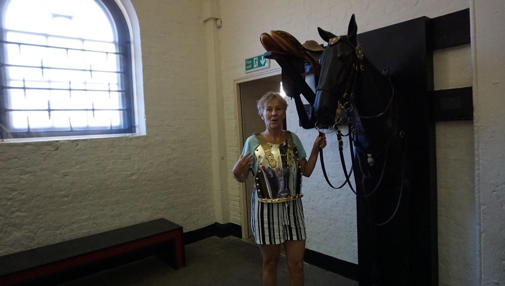 Londoni tévelygések (67.) London PASS (6.) Household Cavalry Museum – élő múzeum