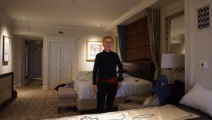 hotel 1. én is a szobában