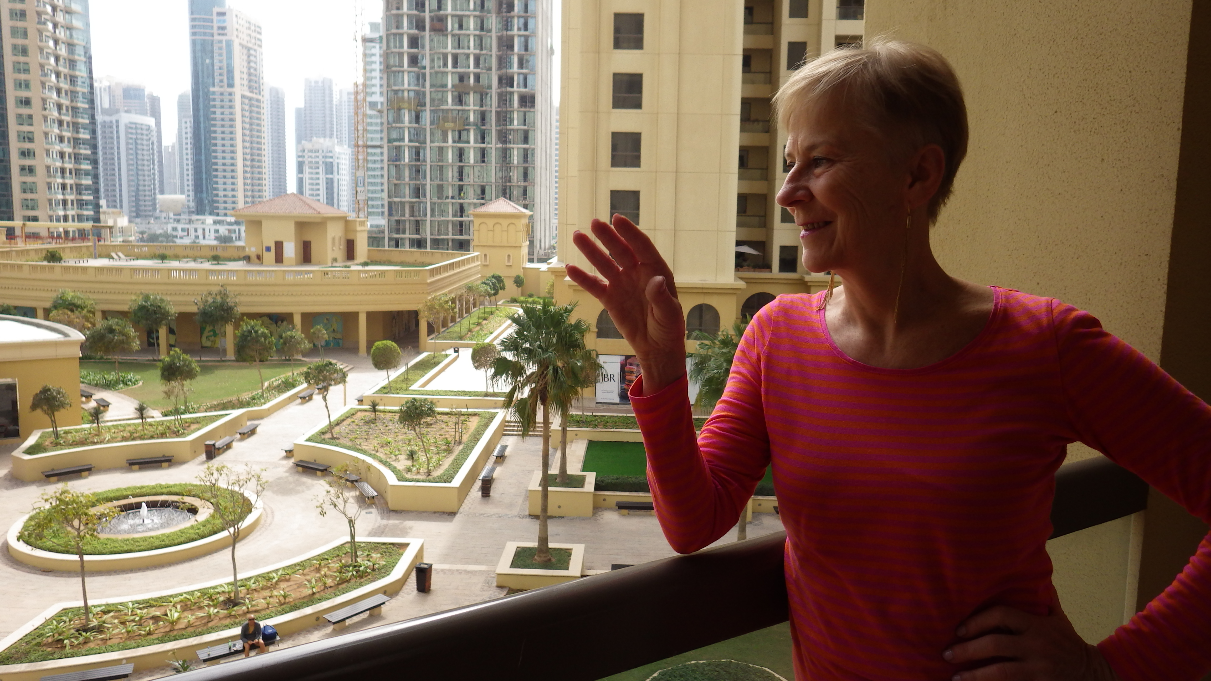 """Dubaj (3.) """"Félrelépésre"""" nincs lehetőség!"""