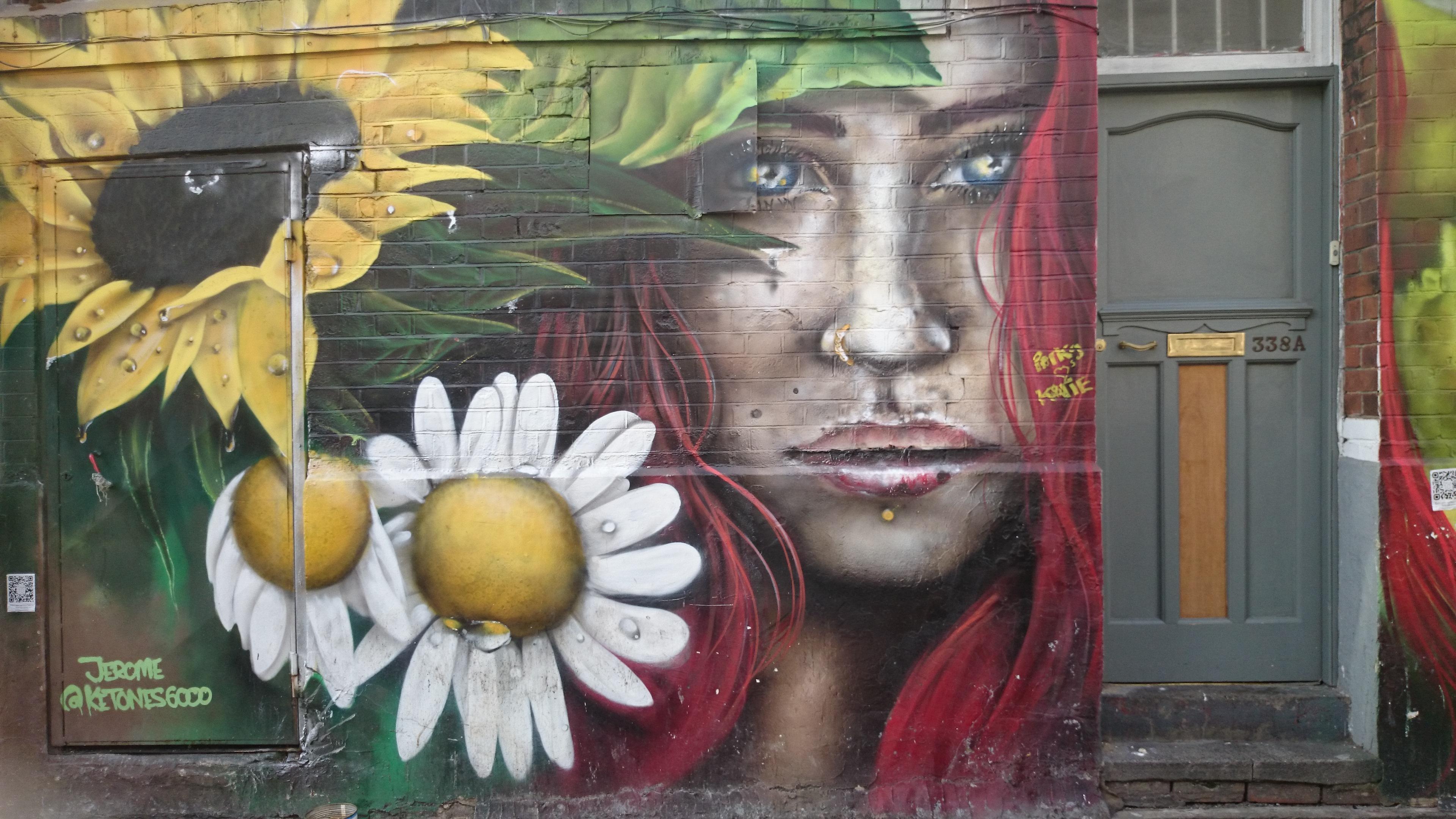 Londoni tévelygések (76.) Street Art