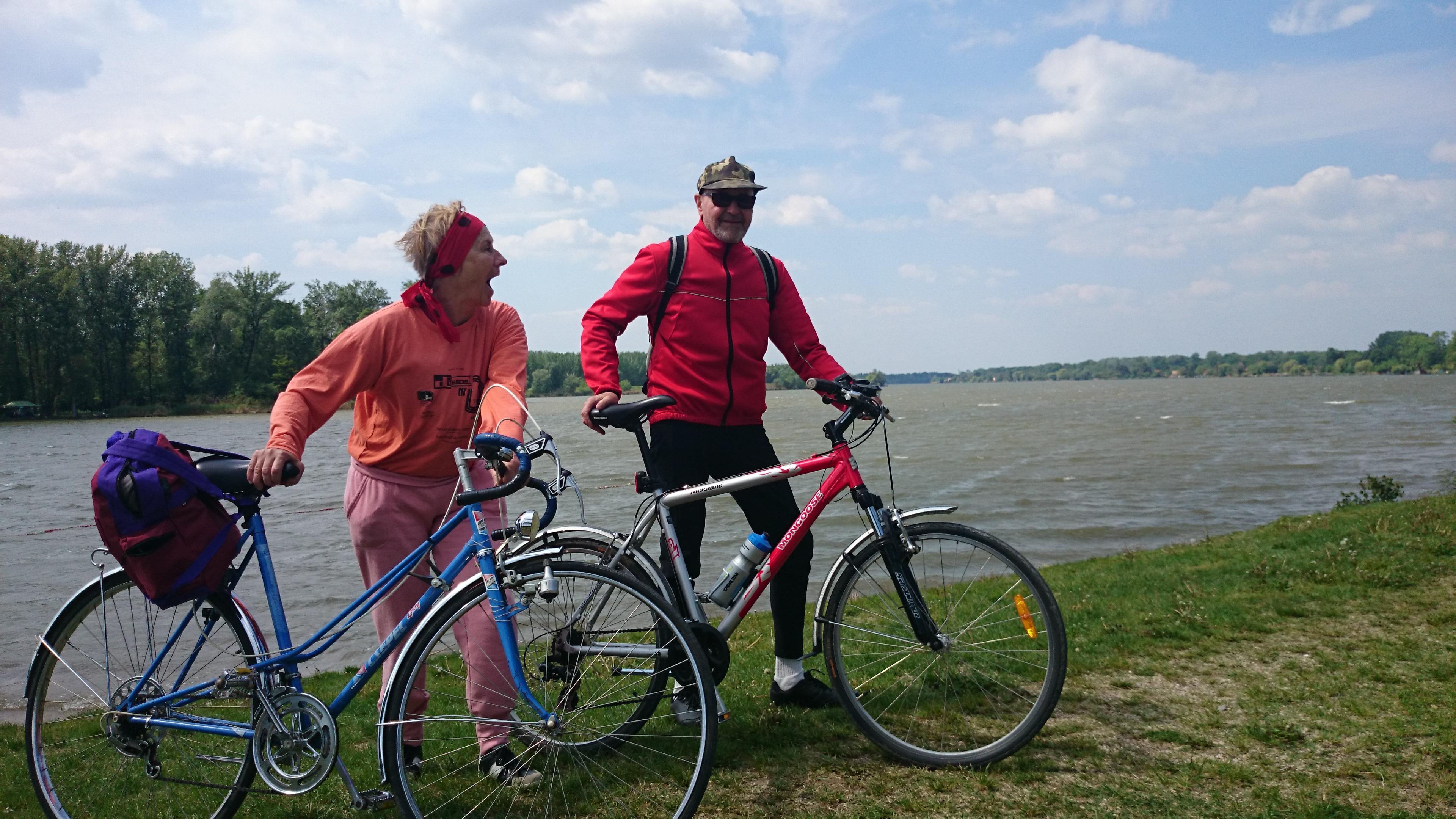 """Sport (8.) """"Jól meggondoltad?"""" avagy május 1-i bicikli túra a tassi csárdához"""
